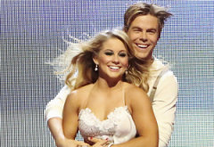 Shawn Johnson and Derek Hough | Photo Credits: Adam Taylor/ABC