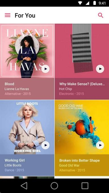 Apple Music may actually be better on Android than on iPhone