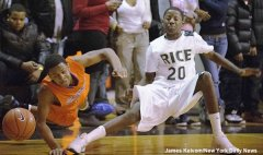 Brother Rice basketball player Dayshon Smith