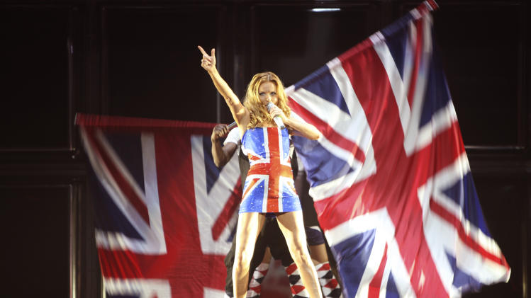 Spice Girls World Tour 2007 - San Jose
