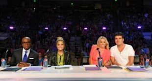 Meet the judges on the XFactor!