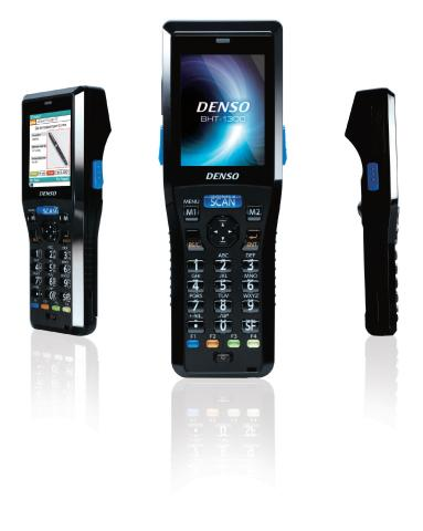 New DENSO BHT-1300 1-D and 2-D Handheld Wireless Barcode Terminals