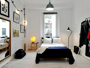 tricks to make a small bedroom look bigger just because your bedroom