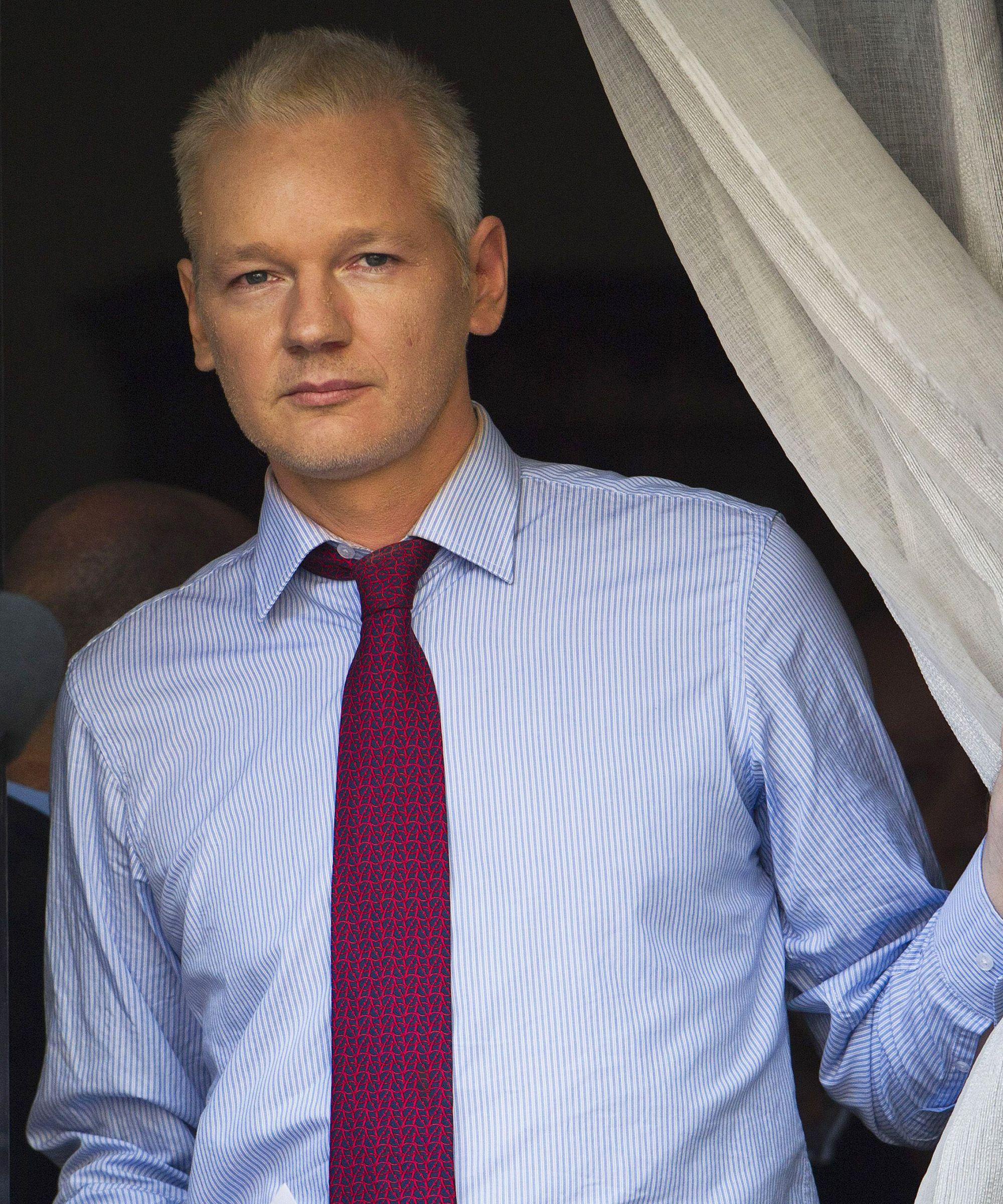 UN Says Julian Assange Should Walk Free