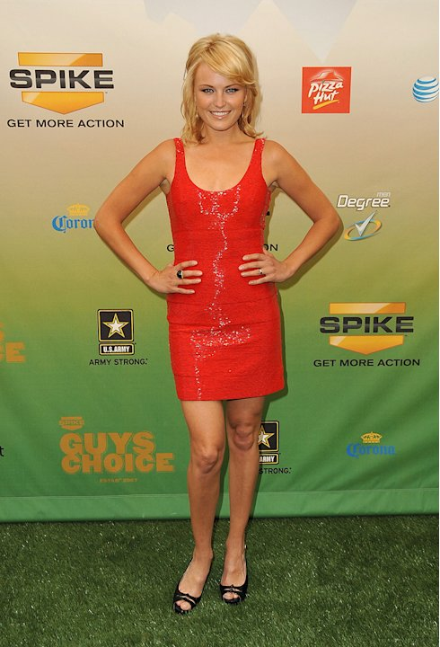 Spike TV Guys Choice Awards 2009 Malin Akerman