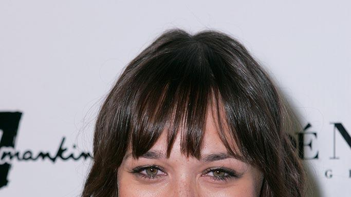 Rashida Jones attends the opening of the 7 For All Mankind store on Robertson Boulevard.