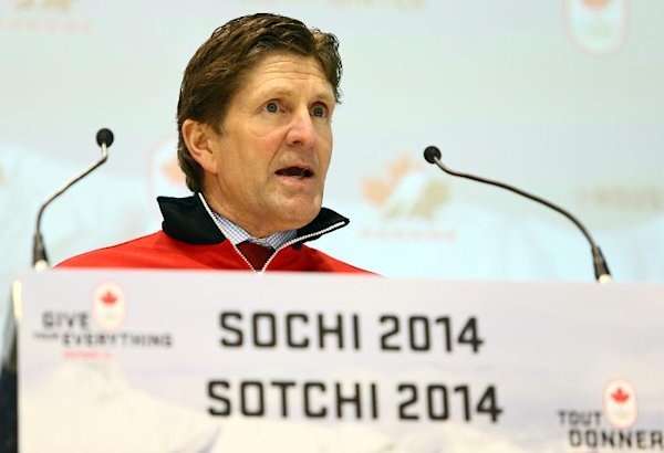 Jetlagged Canada gets first taste of Olympic hockey ice