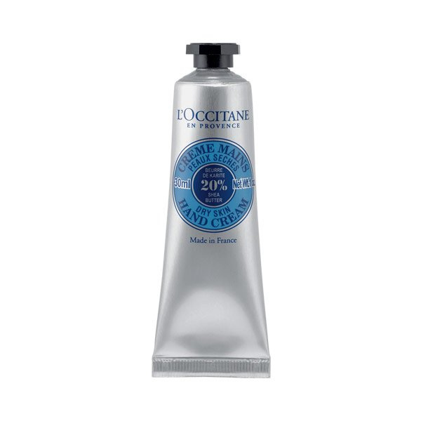 L'Occitane Shea Butter Hand Cream 30ml, £8.00