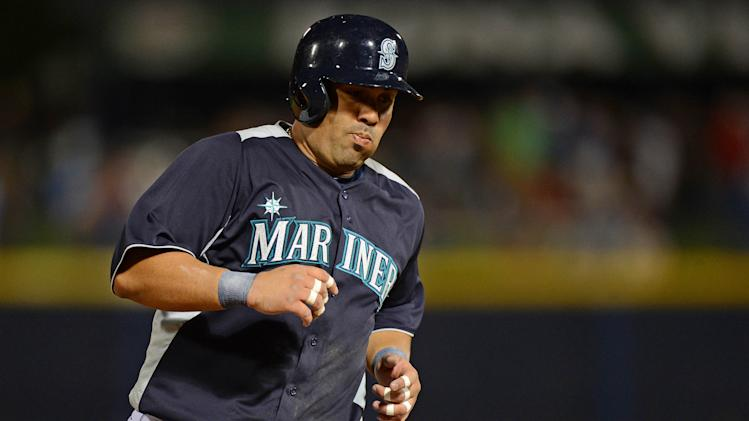 MLB: Spring Training-San Francisco Giants at Seattle Mariners