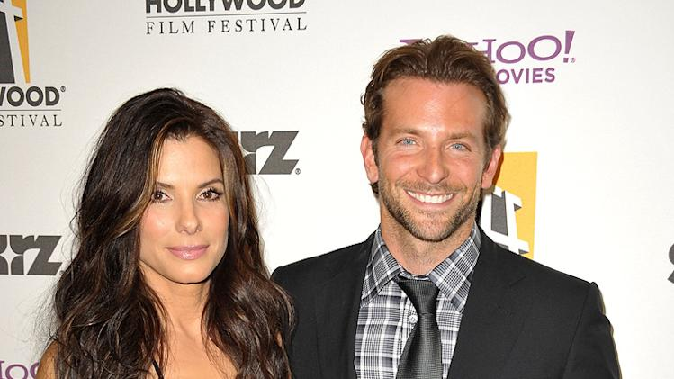 13th Annual Hollywood Awards Gala 2009 Bradley Cooper Sandra Bullock
