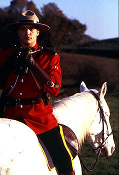 Brendan Fraser as the title character in Universal's Dudley Do-Right