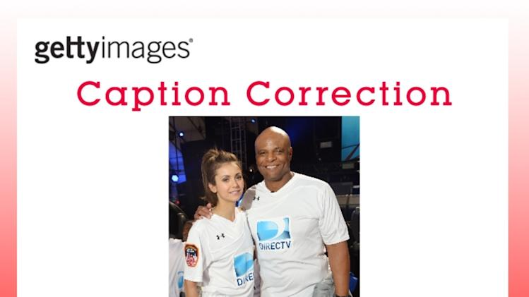 CAPTION CORRECTION - DirecTV Beach Bowl - Game