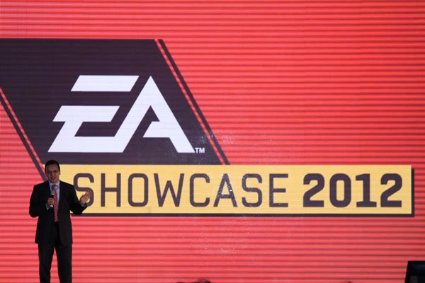 EA Showcase Mxico 2012