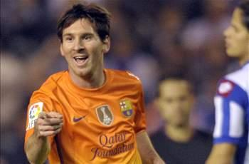 Messi passes Pele's mark for goals in a calendar year, trails only Muller