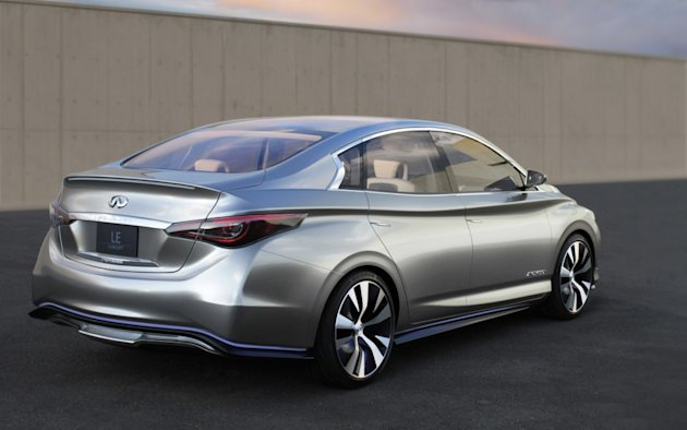 Infiniti LE Concept