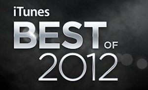 Apple Names 2012's List of Favorite Media on iTunes