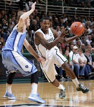 No. 1 Michigan State beats Portland 82-67