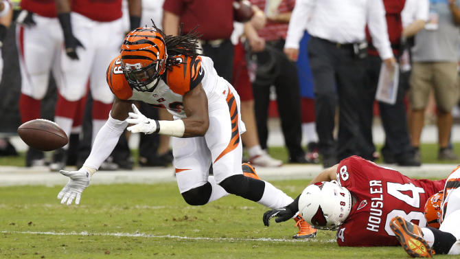 Defenses dominate, Bengals beat Cardinals 19-13
