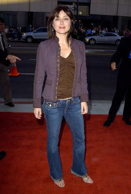 Premiere: Sasha Alexander at the Beverly Hills premiere of DreamWorks' The Terminal - 6/9/2004