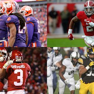 College Football Playoff Rankings - Week 12