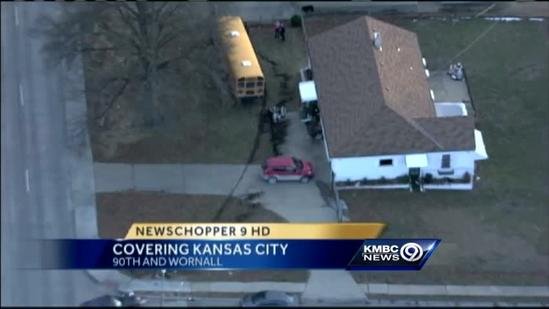 Neighbor: Bus driver steered away from home after crash