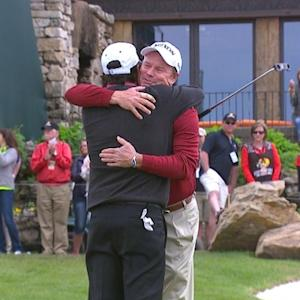Billy Andrade and Joe Durant aces the field to win at Bass Pro Shops Legends of Golf