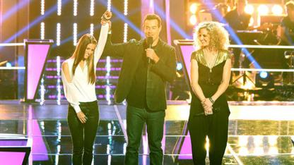 'The Voice' S3, Week 8: Inside Look