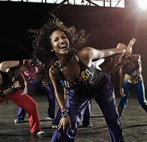 Zumba and cardio dance techniques are another hot trend at this year's International Fitness Showcase.
