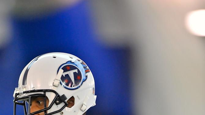 NFL: Tennessee Titans-Rookie Minicamp