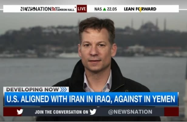 NBC News Charged With Muddying Up Facts About Richard Engel's 2012 Kidnapping Emerge