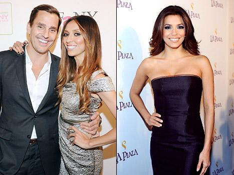 Giuliana, Bill Rancic to Host Eva Longoria's New Dating Show