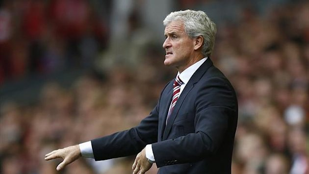 Mark Hughes (Reuters)