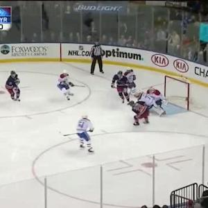 Carey Price Save on Ryan McDonagh (07:31/2nd)