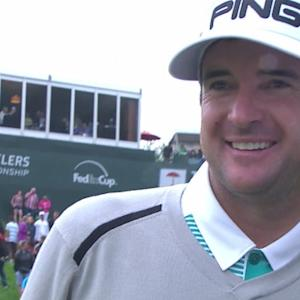 Bubba Watson wins in two-hole playoff at the Travelers Championship