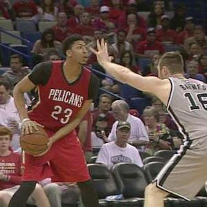 Anthony Davis' Huge Night