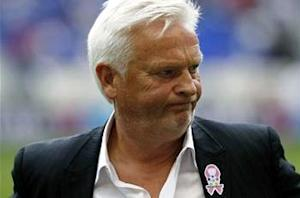 New York Red Bulls will not extend contract of head coach Hans Backe