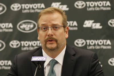 Jets exploring trade up in the 2015 NFL Draft?