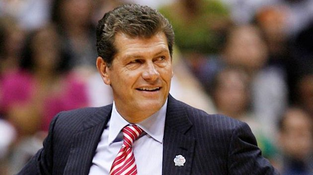 Geno Auriemma, connecticut, 2011