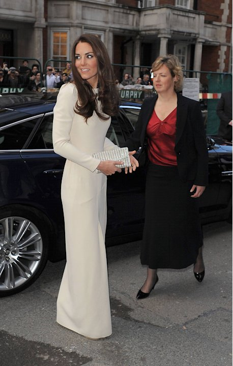 Catherine, Duchess of Cambridge, aka Kate Middleton arriving at Claridge's hotel London, England - 08.05.12Mandatory Credit: Will Alexander/WENN.com