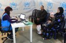 UN: number of Syrian refugees reaches 1 million