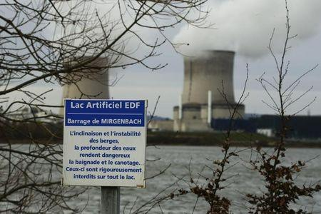 French energy law could close third of EDF's reactors: report