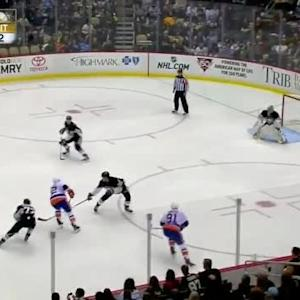 Marc-Andre Fleury Save on Josh Bailey (05:16/2nd)