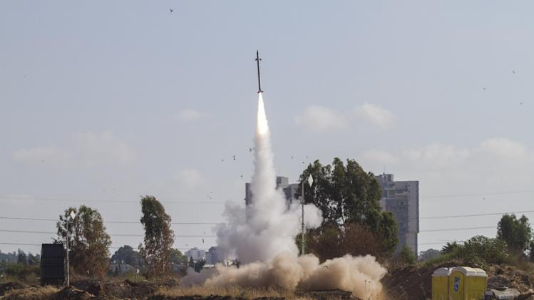 Israel' s ' Iron Dome' changes the face area of fight