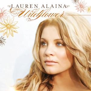 """In this CD cover image released by Mercury Nashville/19/Interscope, the latest release by Lauren Alaina, """"Wildflower,"""" is shown. (AP Photo/Mercury Nashville/19/Interscope)"""