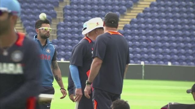 India prepare for Sri Lanka clash