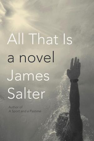 """This book cover mage released by Alfred A. Knopf shows """"All That Is,"""" by James Salter. (AP Photo/Alfred A. Knopf)"""