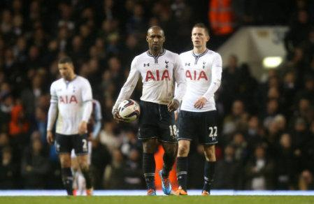 Soccer - Capital One Cup - Quarter Final - Tottenham Hotspur v West Ham United - White Hart Lane