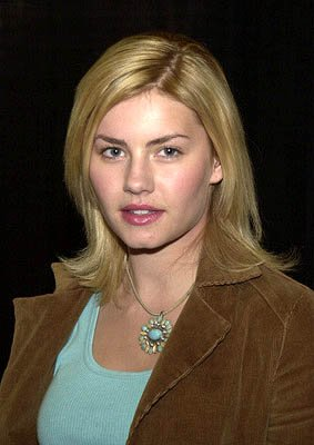 Premiere: Elisha Cuthbert at the LA premiere of Miramax's Stolen Summer - 2/19/2002