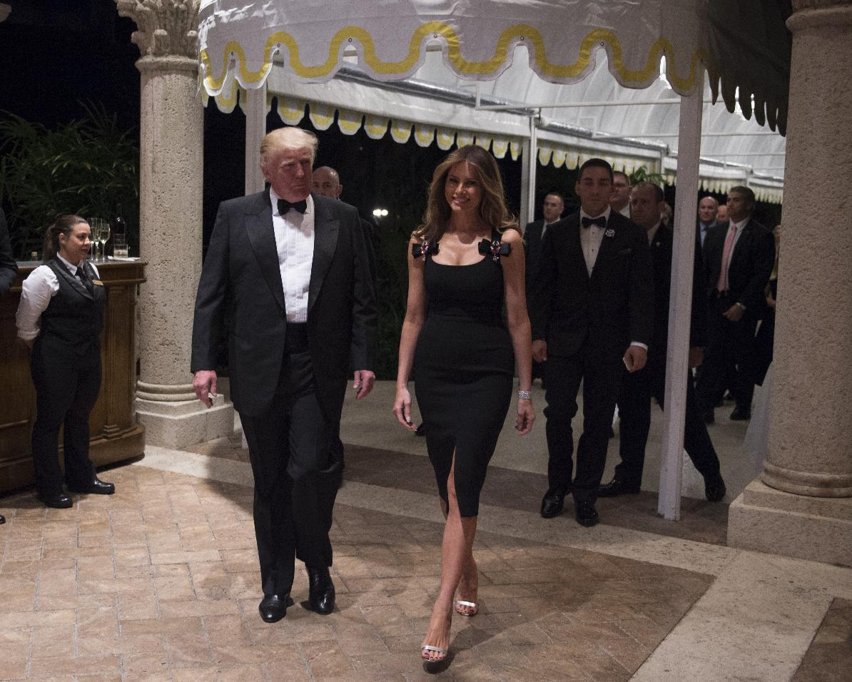 First lady Melania and the political fashion police