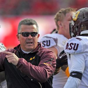 RADIO: Arizona State set to take on UCLA